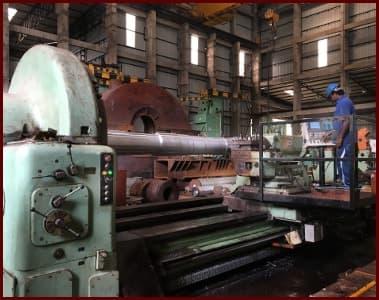 Kay Bouvet Engineering Ltd  - Heavy engineering solutions